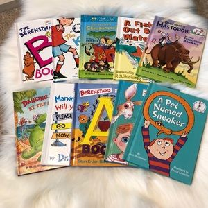 Other - Set of 10 Bright and Early Books